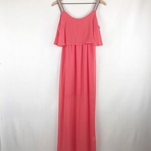 Auditions Brand Coral Dress